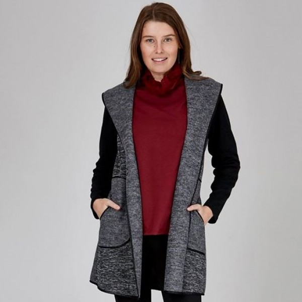 Boo Radley Shawl Collar Jacket (#W191312)