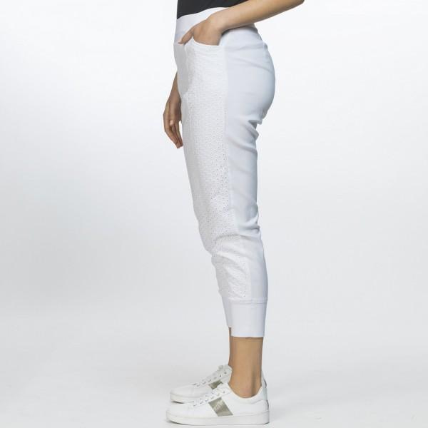 Threadz Detail Front Pant (#17829)