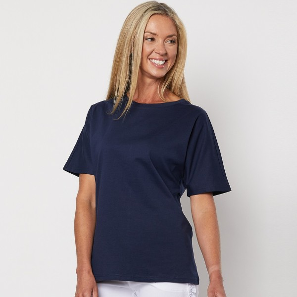 Clarity Essential Cotton Tee (#39570)