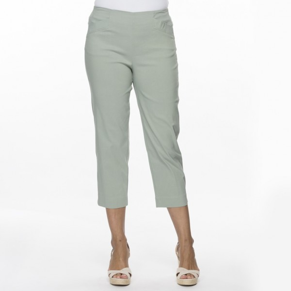 Threadz Basic Crop Pant (#6030)