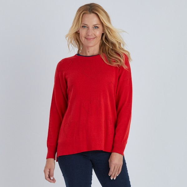 Gordon Smith 'I Heart Me' Sweater (#36228)