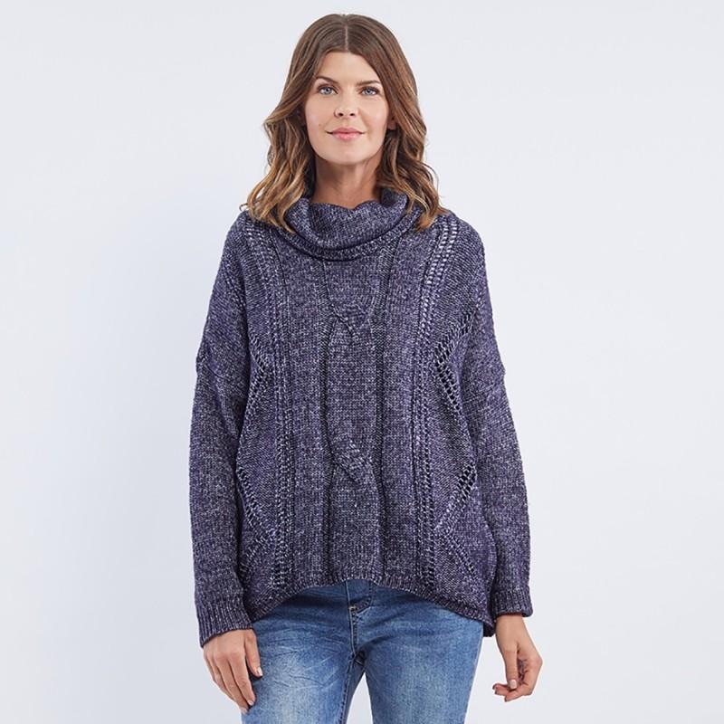 Hammock & Vine 'Embrace Me' Textured Knit (#38750)