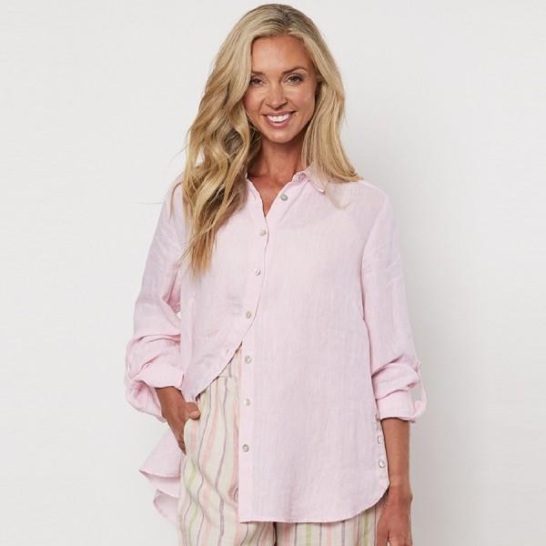 Hammock & Vine Linen Shirt (#39430)