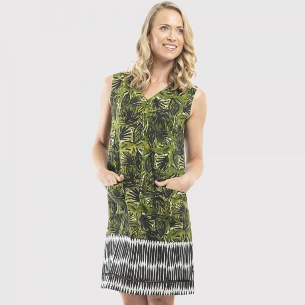 Orientique 'Rodhes' Shift Dress (#51594)