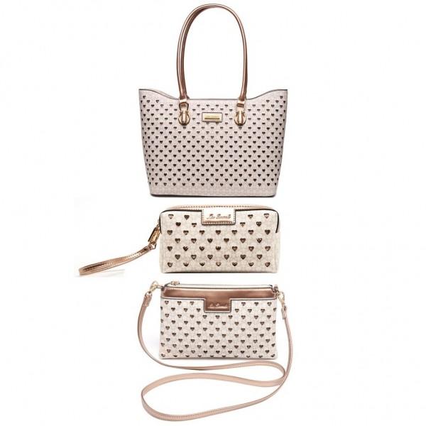 Miss Serenade 'Darcy' Bag Set (#KH17)
