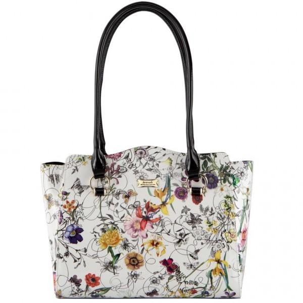 Serenade 'Botanics' Loop Handle Bag (#SH47-7181)