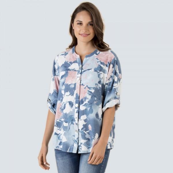 Threadz Print Shirt (#36459)