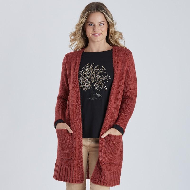 Threadz Cozy Cardigan (#38790)