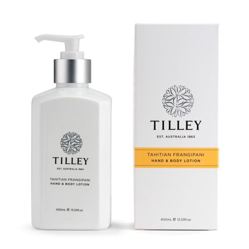 Tilley Tahitian Frangipani Lotion (#FG0628)