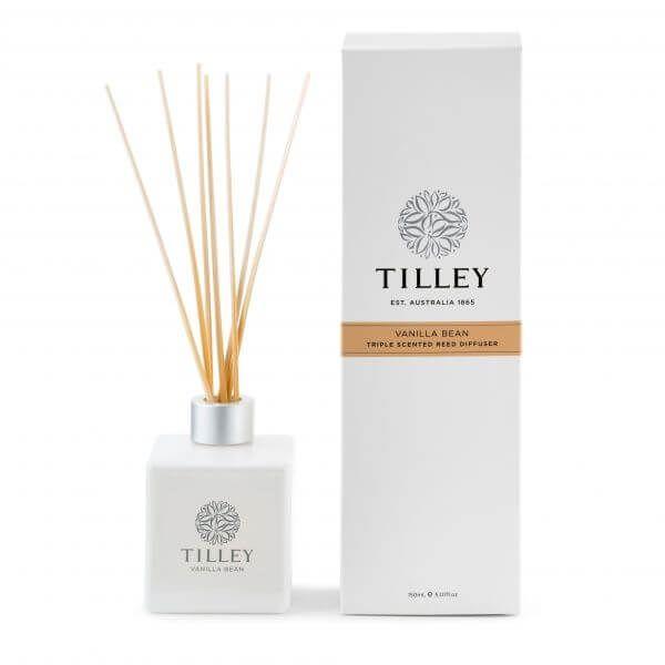 Tilley Vanilla Bean Reed Diffuser (#FG0757)